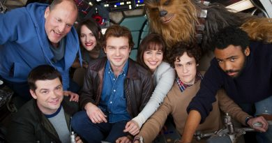 HAN SOLO – A NEW STAR WARS STORY BEGINS PRODUCTION