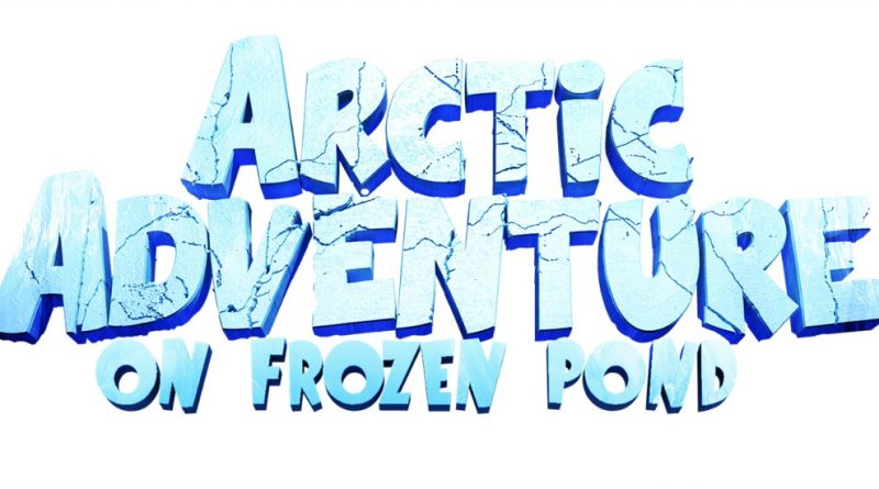 ARCTIC ADVENTURE: ON FROZEN POND – On DVD