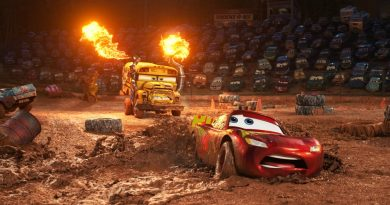CARS 3 – New Trailer Now Available