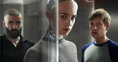 Ex Machina on 4K