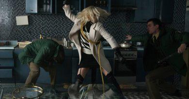 Atomic Blonde – Review
