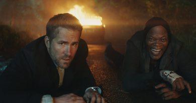 Win The Hitman's Bodyguard on Blu-Ray