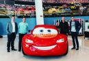 CARS 3 NASCAR Hall of Fame Event
