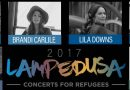 Lampedusa: Concerts for Refugees Tour