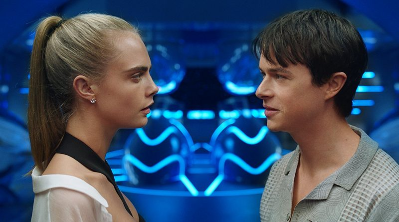 Win Valerian and the City of a Thousand Planets
