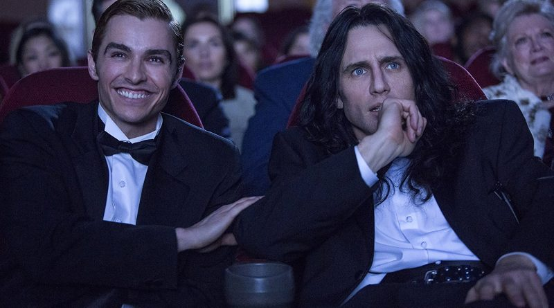 Franco is The Disaster Artist