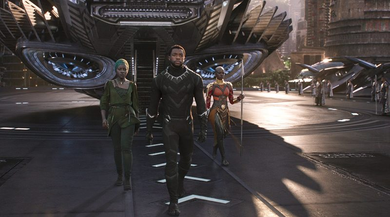 BLACK PANTHER ARRIVES DIGITALLY ON MAY 8  BLU-RAY ON MAY 15