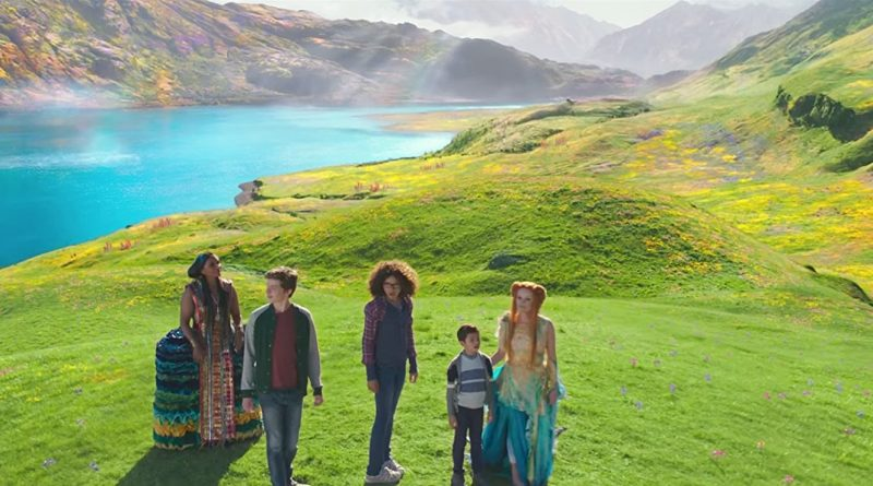 Win a digital copy of A WRINKLE IN TIME