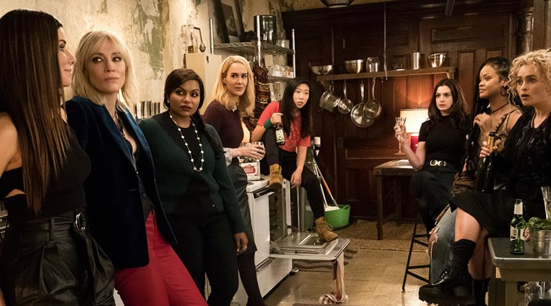 No hate for Ocean's 8