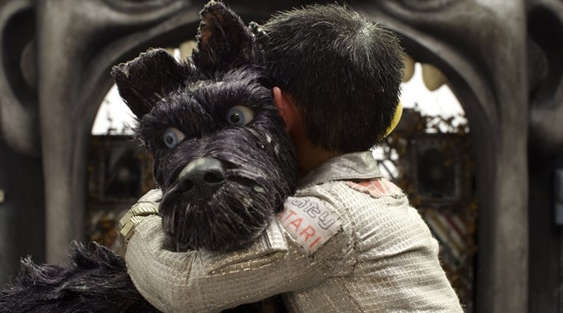 Isle of Dogs comes home July 17th