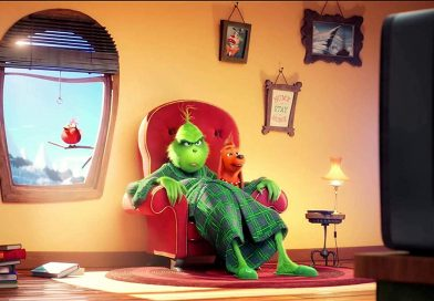 Don't just sit there! Win THE GRINCH on Blu-ray!