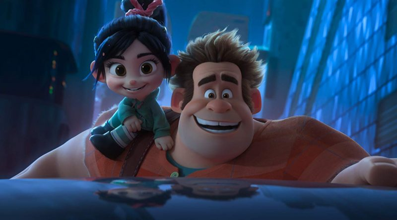 Win a digital copy of Ralph Breaks the Internet