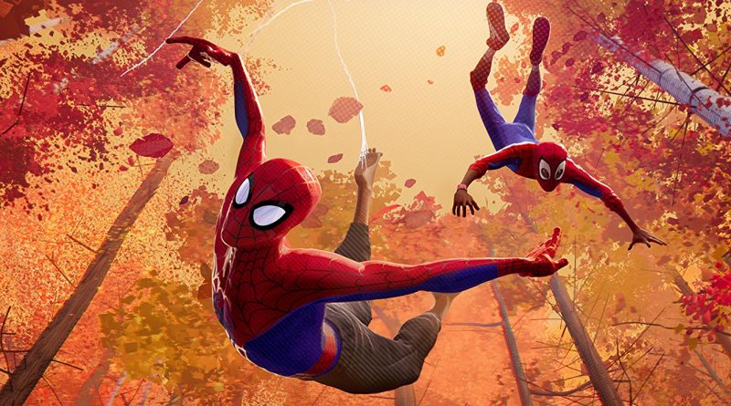 Own SPIDER-MAN: INTO THE SPIDER-VERSE 022619