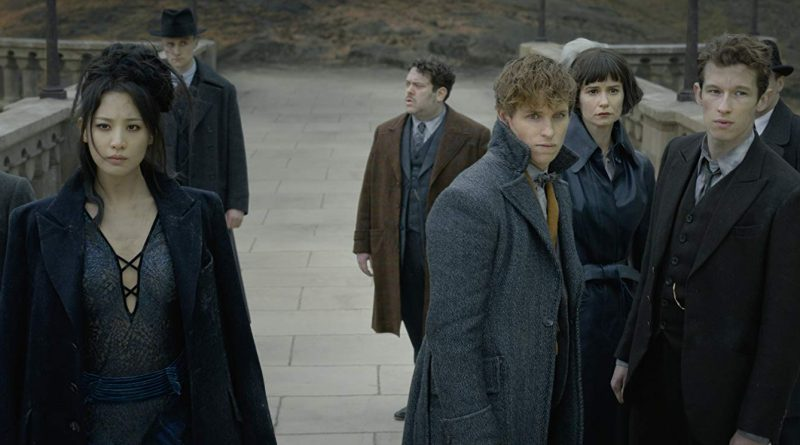 Fantastic Beasts: The Crimes of Grindelwald arrives on 4K and Blu-ray