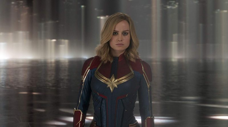 Captain Marvel on Digital May 28 and Blu-ray June 11