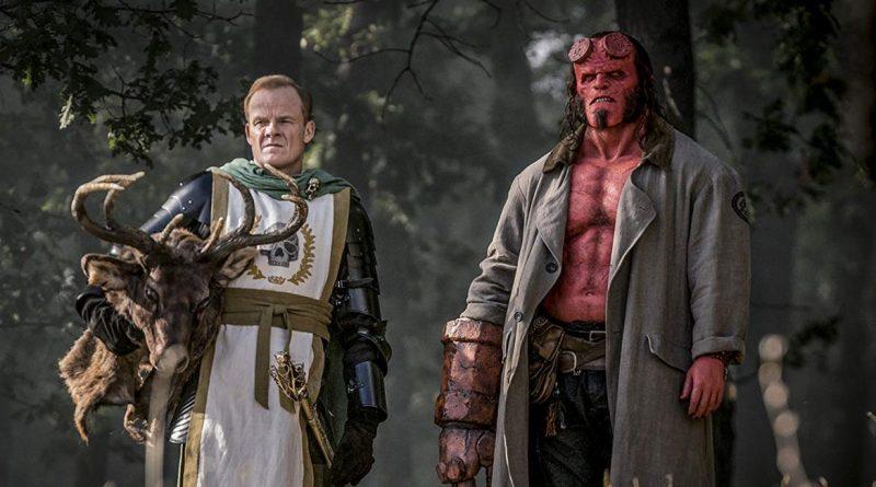 Hellboy arrives on 4K July 23
