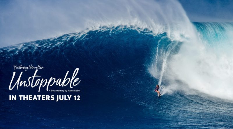 Bethany Hamilton: Unstoppable now in theaters
