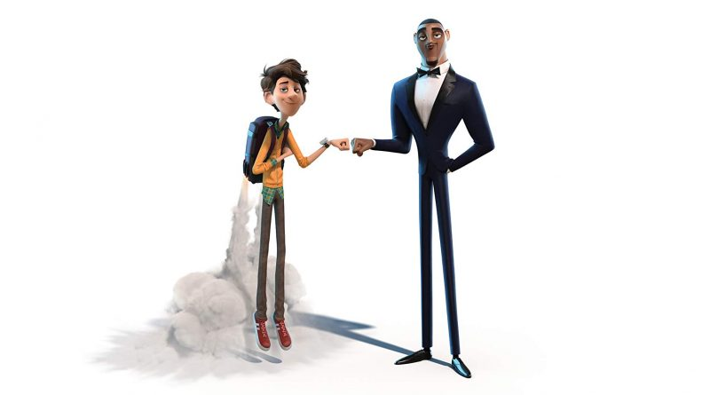 SPIES IN DISGUISE | New Trailer