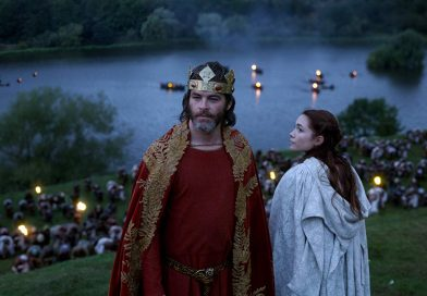 Outlaw King rules Netflix