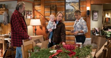 UPtv's HEARTLAND Returns for S:12