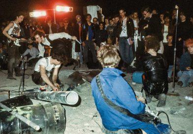 Punk rock doc DESOLATION CENTER : Sept 13th